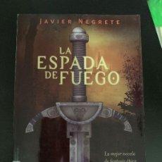 Libros antiguos: LA ESPADA DE FUEGO. Lote 177000789