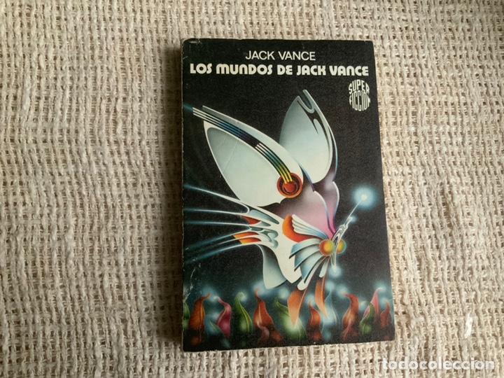 LOS MUNDOS DE JACK VANCE , MARTÍNEZ ROCA SUPER FICCIÓN Nº 69 (Libros antiguos (hasta 1936), raros y curiosos - Literatura - Narrativa - Ciencia Ficción y Fantasía)