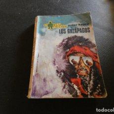 Libros antiguos: NOVELITA CIENCIA FICCION PETER KAPRA LOS GALAPAGOS. Lote 178888043