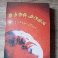 Libros antiguos: JUAN RARO DE OLAF STAPLEDON EDITORIAL MINOTAURO. Lote 179049256