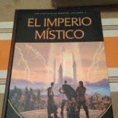 Libros antiguos: IMPERIO MISTICO - EL. LOS CANTICOS DE BRONCE, VOLUMEN 3. Lote 182915670