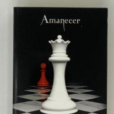 Libros antiguos: AMANECER DE LA SAGA CREPÚSCULO STEPHENIE MEYER 9º EDICION SEPTIEMBRE 2009. Lote 183420661