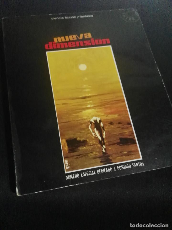 NUEVA DIMENSIÓN EXTRA Nº 2 (Libros antiguos (hasta 1936), raros y curiosos - Literatura - Narrativa - Ciencia Ficción y Fantasía)