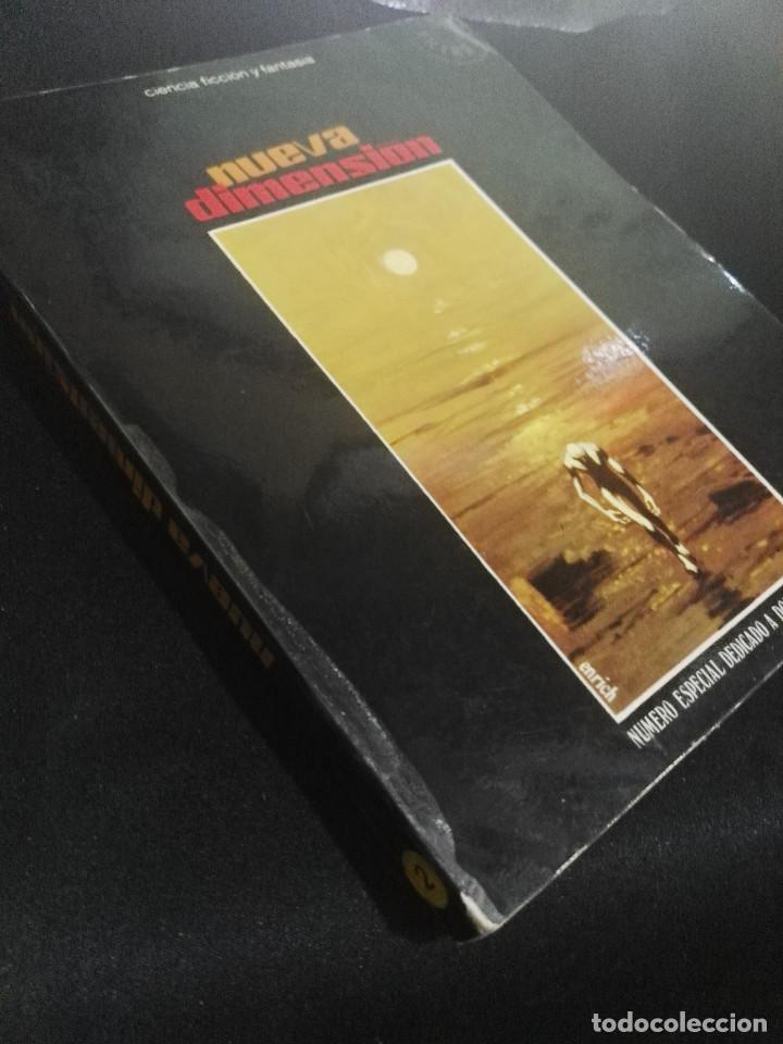 Libros antiguos: Nueva Dimensión Extra nº 2 - Foto 2 - 184210707