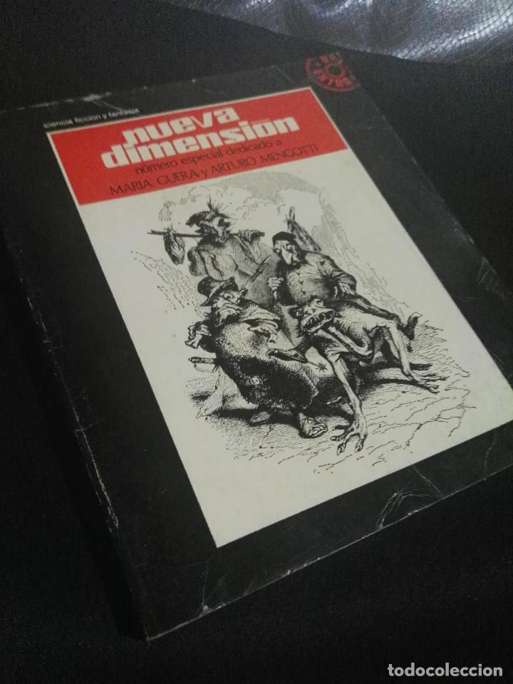 NUEVA DIMENSIÓN EXTRA Nº 5 (Libros antiguos (hasta 1936), raros y curiosos - Literatura - Narrativa - Ciencia Ficción y Fantasía)