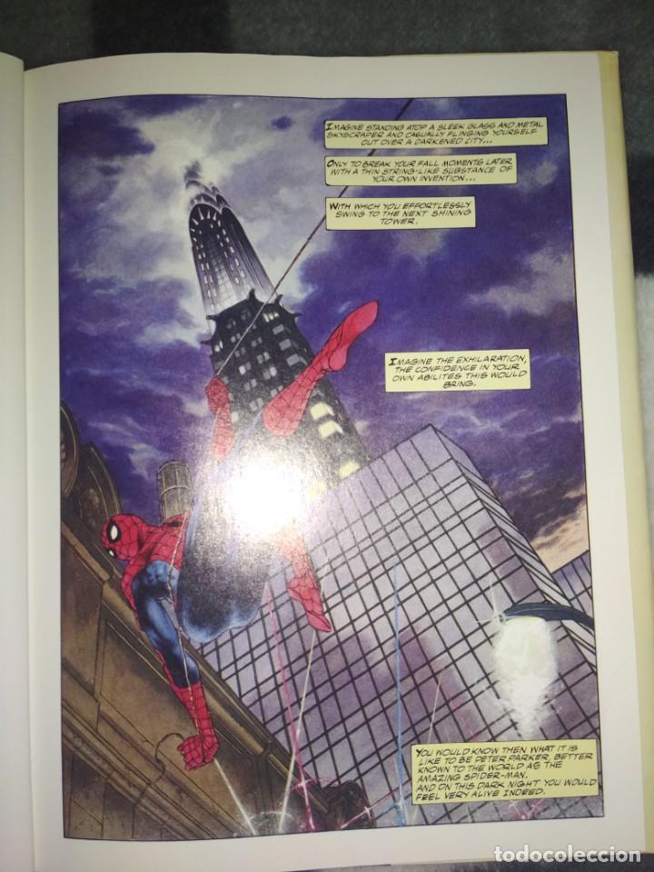 Libros antiguos: Spiderman Spirits of the Earth no forum no panini ingles Espiritus de la tierra Spider man grafica - Foto 6 - 185778496
