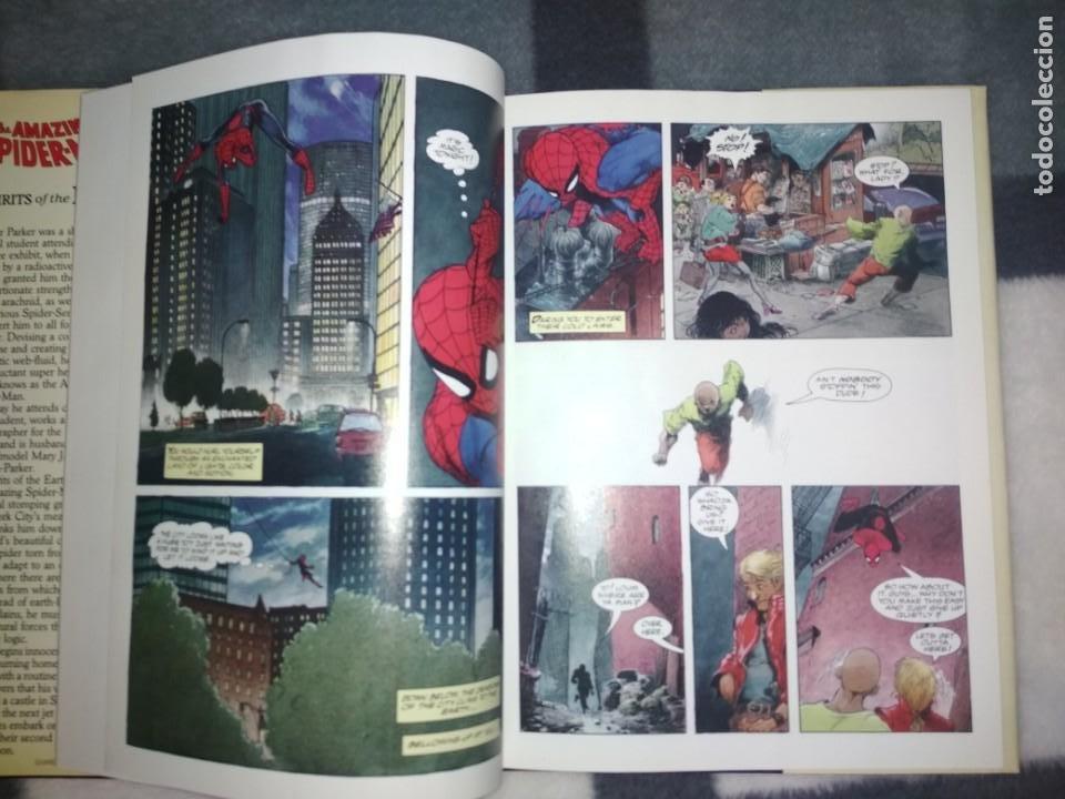 Libros antiguos: Spiderman Spirits of the Earth no forum no panini ingles Espiritus de la tierra Spider man grafica - Foto 7 - 185778496