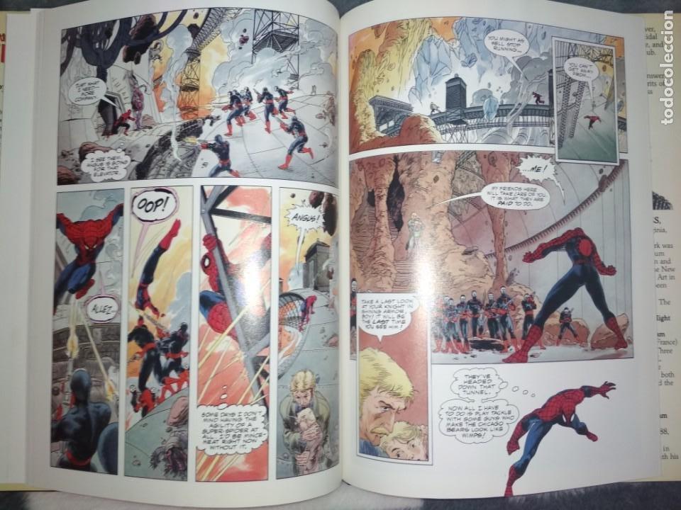 Libros antiguos: Spiderman Spirits of the Earth no forum no panini ingles Espiritus de la tierra Spider man grafica - Foto 8 - 185778496