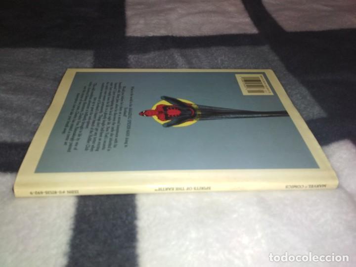 Libros antiguos: Spiderman Spirits of the Earth no forum no panini ingles Espiritus de la tierra Spider man grafica - Foto 16 - 185778496