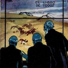 Libros antiguos: CONAN DOYLE . LA MUERTE DEL MUNDO (COSMÓPOLIS, 1928) 2ª PARTE DE EL MUNDO PERDIDO - CUBIERTA PENAGOS. Lote 188663507