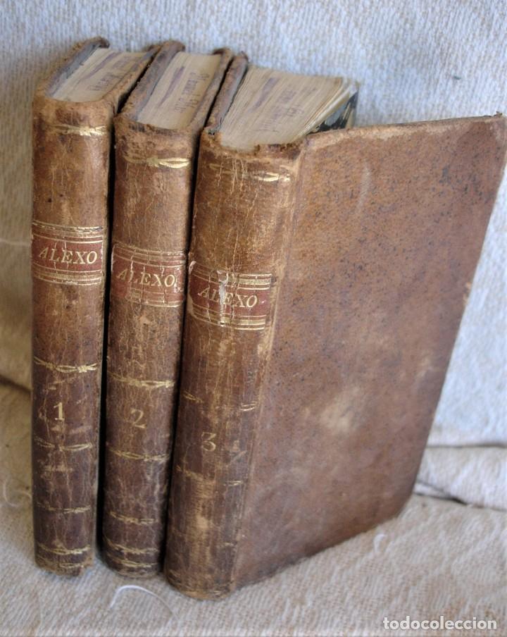 1798. DUCRAY DUMINIL: ALEXO U LA CASITA EN LOS BOSQUES (Libros antiguos (hasta 1936), raros y curiosos - Literatura - Narrativa - Ciencia Ficción y Fantasía)