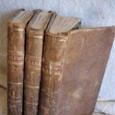 Libros antiguos: 1798. DUCRAY DUMINIL: ALEXO U LA CASITA EN LOS BOSQUES. Lote 191847688