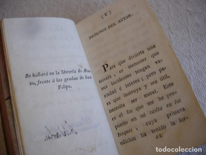 Libros antiguos: 1798. DUCRAY DUMINIL: ALEXO U LA CASITA EN LOS BOSQUES - Foto 6 - 191847688