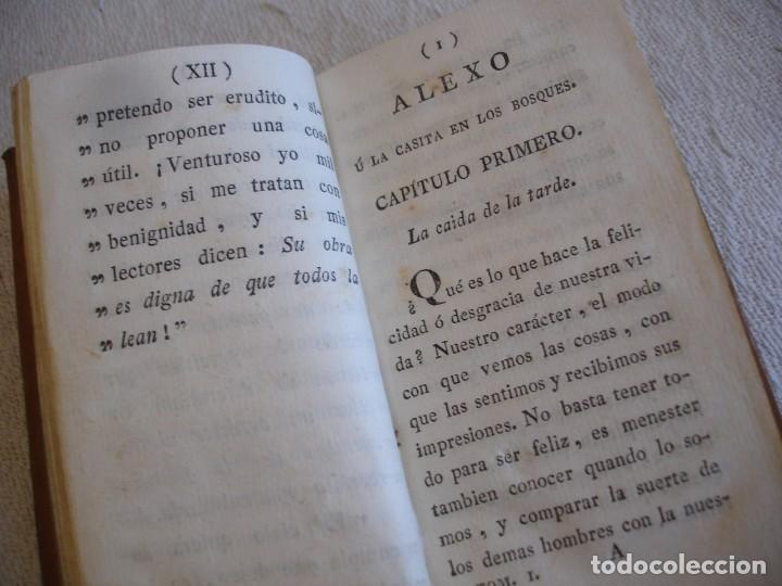 Libros antiguos: 1798. DUCRAY DUMINIL: ALEXO U LA CASITA EN LOS BOSQUES - Foto 7 - 191847688