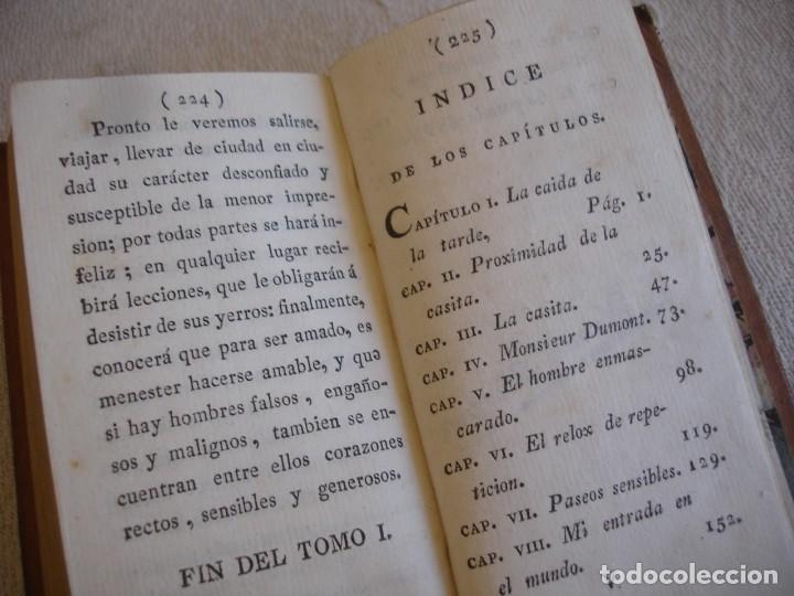Libros antiguos: 1798. DUCRAY DUMINIL: ALEXO U LA CASITA EN LOS BOSQUES - Foto 8 - 191847688