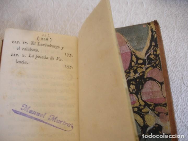 Libros antiguos: 1798. DUCRAY DUMINIL: ALEXO U LA CASITA EN LOS BOSQUES - Foto 9 - 191847688