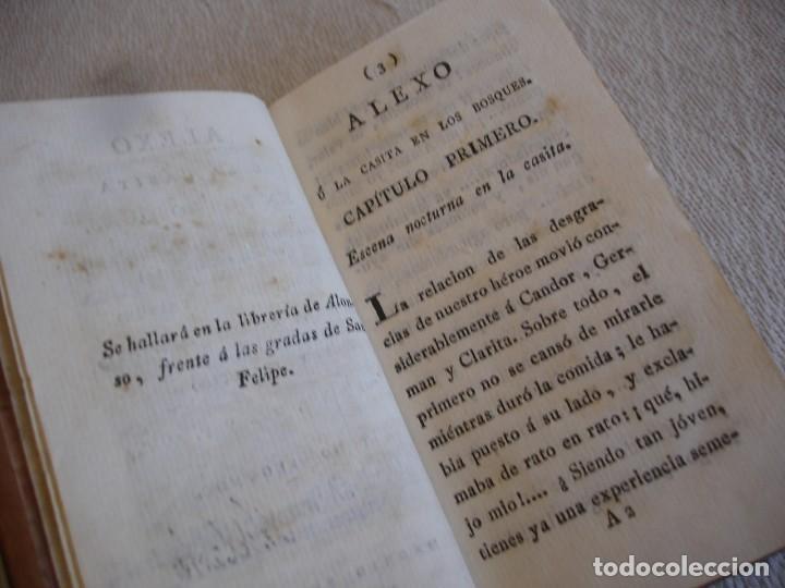 Libros antiguos: 1798. DUCRAY DUMINIL: ALEXO U LA CASITA EN LOS BOSQUES - Foto 11 - 191847688