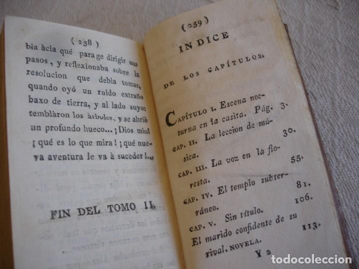 Libros antiguos: 1798. DUCRAY DUMINIL: ALEXO U LA CASITA EN LOS BOSQUES - Foto 12 - 191847688