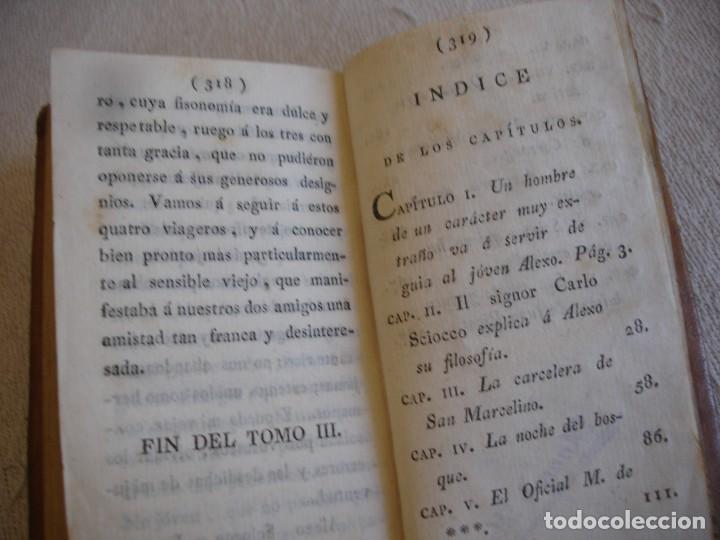 Libros antiguos: 1798. DUCRAY DUMINIL: ALEXO U LA CASITA EN LOS BOSQUES - Foto 17 - 191847688