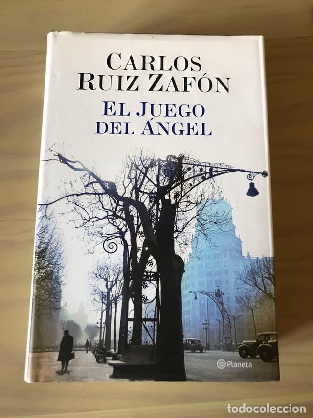 EL JUEGO DEL ÁNGEL DE CARLOS RUIZ ZAFÓN (Libros antiguos (hasta 1936), raros y curiosos - Literatura - Narrativa - Ciencia Ficción y Fantasía)