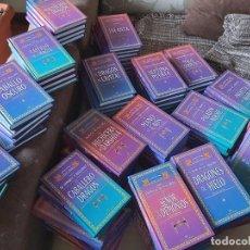 Libros antiguos: COLECCIÓN GRANDES AUTORES DE LA LITERATURA FANTÁSTICA. Lote 193792586