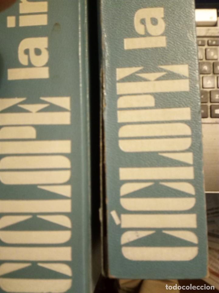 Libros antiguos: cíclope, la incógnita del espacio Tomo I y II - Foto 2 - 193839621