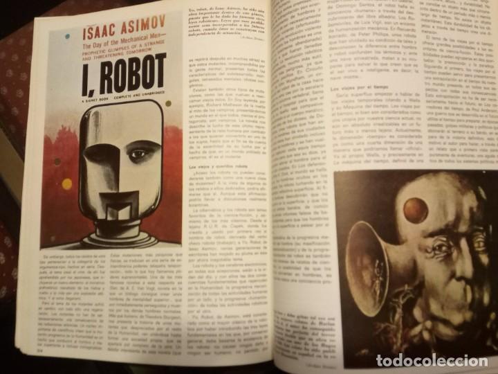 Libros antiguos: cíclope, la incógnita del espacio Tomo I y II - Foto 4 - 193839621