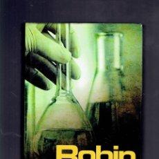 Libros antiguos: LA CURA POR ROBIN COOK EDITORIAL PLAZA Y JANES 1 EDICION JUNIO DEL 2011. Lote 195098651