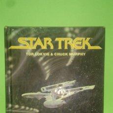 Libros antiguos: LIBRO STAR TREK EN TRES DIMENSIONES. Lote 195226250