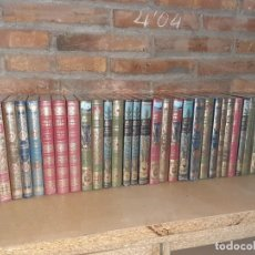 Libros antiguos: LOTE 31 LIBROS DE JULIO VERNE . NUEVOS Y V PRECINTADOS. Lote 195434190