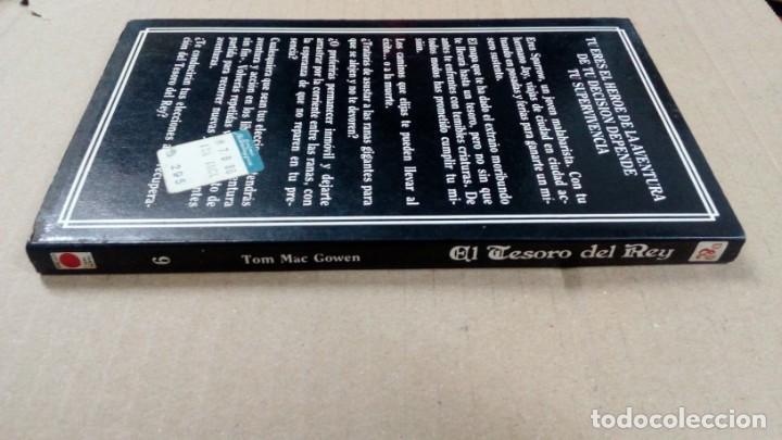 Libros antiguos: Dungeons & Dragons Aventura sin fin - número 9 - El tesoro del rey - Foto 3 - 196023806