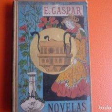 Livres anciens: EL ANACRONÓPETE. 1ª EDICIÓN Y ÚNICA DE 1887. E. GASPAR.. Lote 197510616