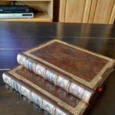 Libros antiguos: QUIJOTE 1735, MADRID ANTONIO SANZ , DOS TOMOS. Lote 198188657