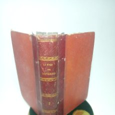 Libros antiguos: LA BOCA DEL INFIERNO. ALEJANDRO DUMAS. TOMO SEGUNDO. MADRID. 1859. GALERÍA LITERARIA DE LOS SS. MURC. Lote 198371473