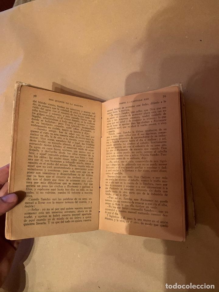 Libros antiguos: Don quijote de la mancha para niños - Foto 4 - 205247068