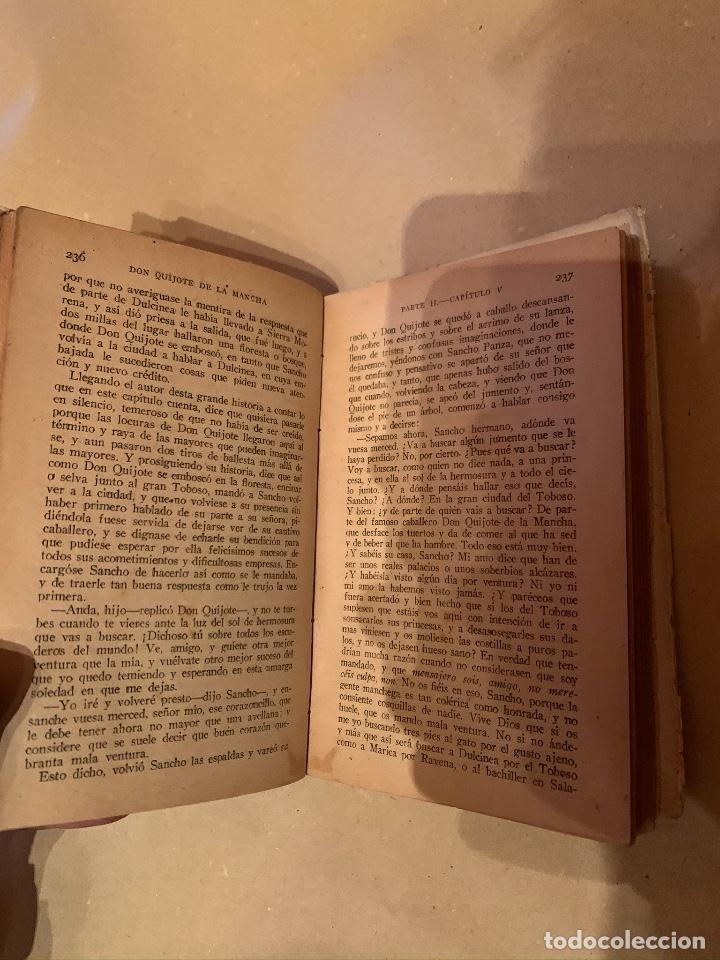 Libros antiguos: Don quijote de la mancha para niños - Foto 5 - 205247068