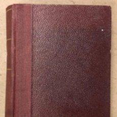 Libros antiguos: VIAJE AL CENTRO DE LA TIERRA Y LA VUELTA AL MUNDO EN OCHENTA DÍAS. JULIO VERNE. EDITADO 1868 Y 1873. Lote 208114143