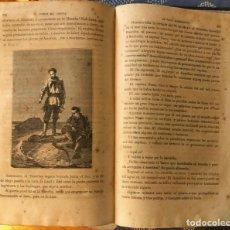 Libros antiguos: PRIMERA EDICION VEINTEMIL LEGUAS DE VIAJE SUBMARINO. Lote 208828210