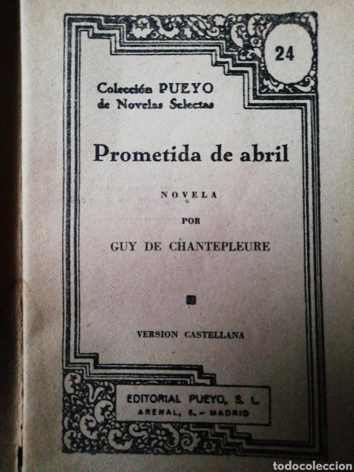 Libros antiguos: 1 Colección Luchadores del Espacio y 1 Colección Pueyo de Novelas Selectas - Foto 5 - 218833081