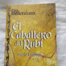 Livros antigos: ELENIUM: EL CABALLERO DEL RUBI (VOL. 2). Lote 219628933