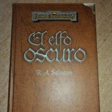 Libros antiguos: EL ELFO OSCURO. EDICION PARA COLECCIONISTAS.. Lote 222560477