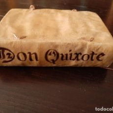 Libros antiguos: QUIJOTE, IMPRESO EN MADRID 1668, MATTEO DE LA BASTIDA. Lote 238320170