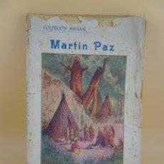 Libros antiguos: JULIO VERNE, COLECCIÓN MUNDIAL MARTÍN PAZ, EDICIONES BAUZÁ, VER FOTOS. Lote 240203930