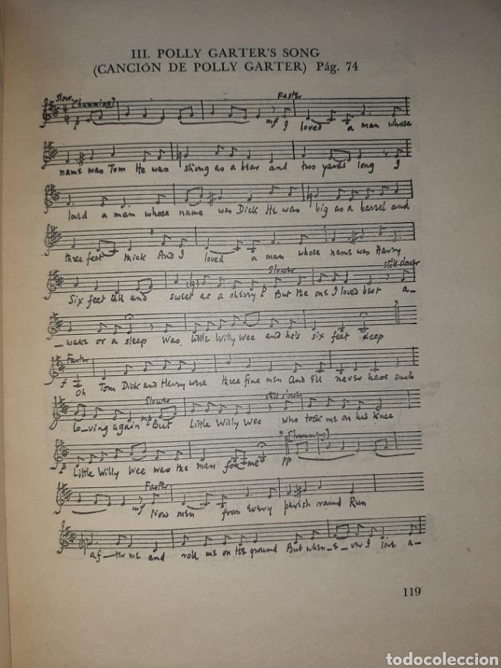 Libros antiguos: Dylan THOMAS. Bajo el bosque de leche: Comedia para voces. 1959. Prólogo de Victoria Ocampo. - Foto 6 - 240874320