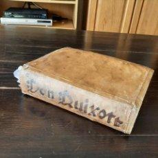 Libros antiguos: QUIJOTE, MADRID 1668, MATTEO DE LA BASTIDA, MIRAR DESCRIPCION IMPORTANTE. Lote 241685480