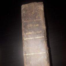 Libros antiguos: LAS ISLAS MARAVILLOSAS. VIAJE A LAS REGIONES DEL ECUADOR. TOMO 2. ORTEGA Y FRIAS 1883. Lote 245128575