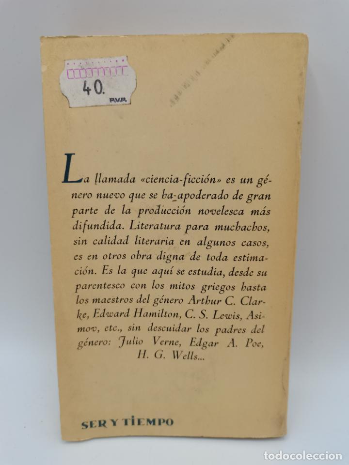 Libros antiguos: CIENCIA Y FICCION. PATRICK MOORE. ED. TAURUS. MADRID, 1965. PAGS: 256. - Foto 3 - 247063390