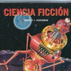 Libros antiguos: CIENCIA FICCIÓN - FORREST J. ACKERMAN - LIBRO EN ESPAÑOL. Lote 248560265