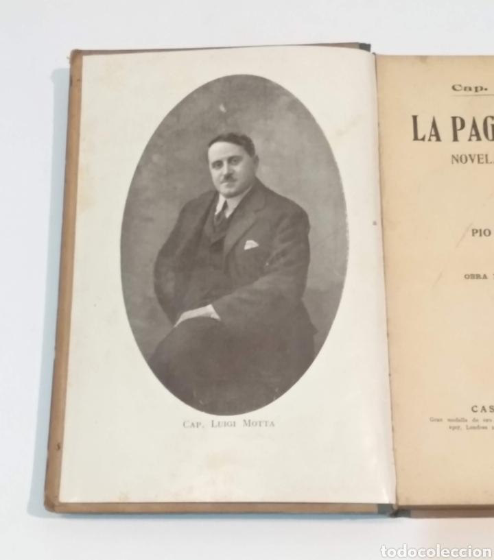 Libros antiguos: LA PAGODA DE ORO - LUIGI MOTTA - NOVELA DE AVENTURAS - EDITORIAL MAUCCI BARCELONA - Foto 6 - 251869775