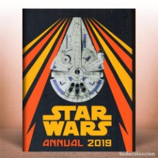 Libros antiguos: STAR WARS ANNUAL 2019. Lote 254395380